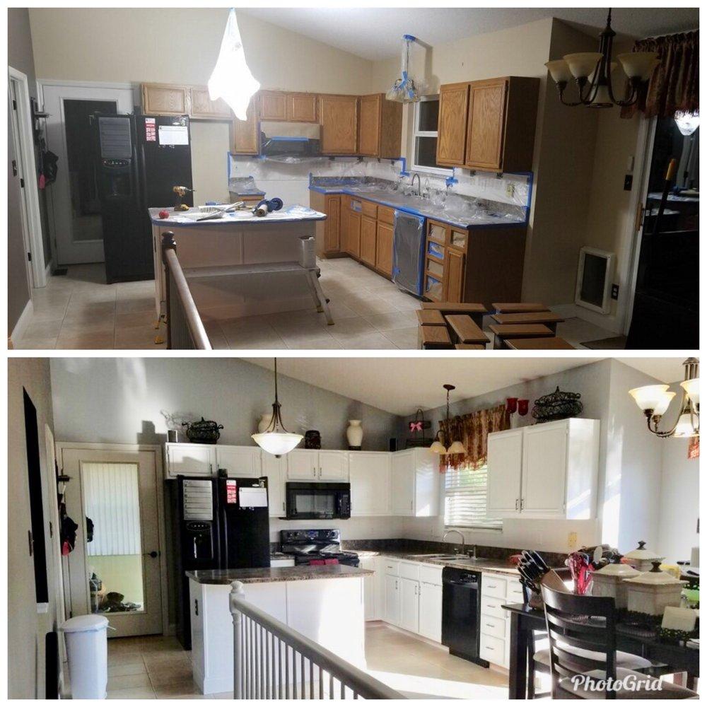LSL Painting - Cabinets - Kitchen -1.jpeg