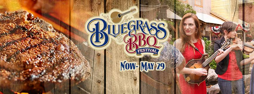 Silver Dollar City - Bluegrass & BBQ Festival May 4 thru 29
