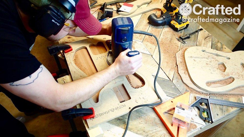 DIY Guitar (Telecaster) Build Series - 4 of 6