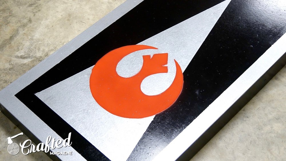 Star Wars Cornhole Boards How-To DIY