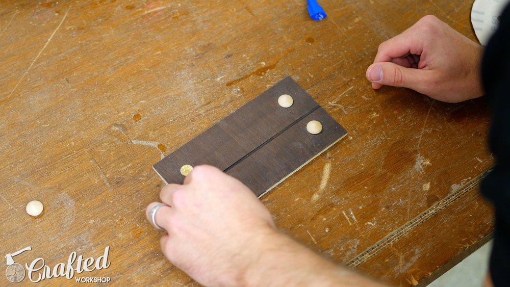 ¼ inch plywood