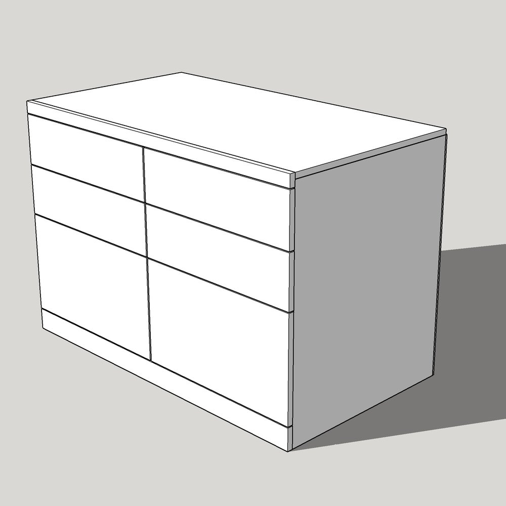 DIY CNC Table Tool Storage Cabinet plans