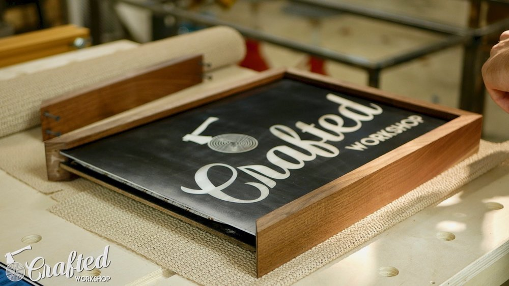 DIY Light Box Sign How-To Build