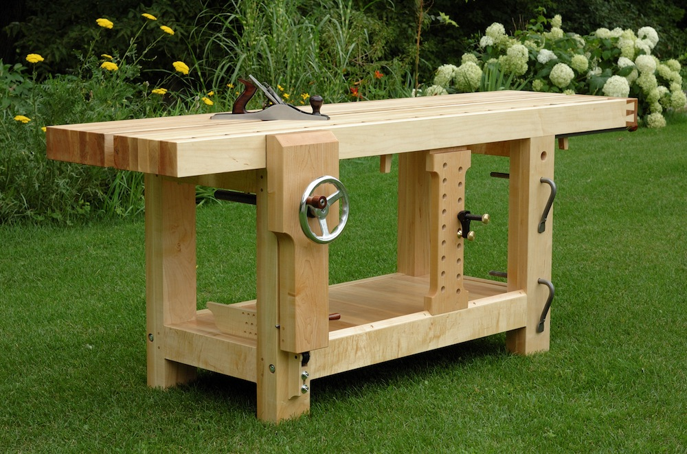 split top roubo workbench benchcrafted wood whisperer