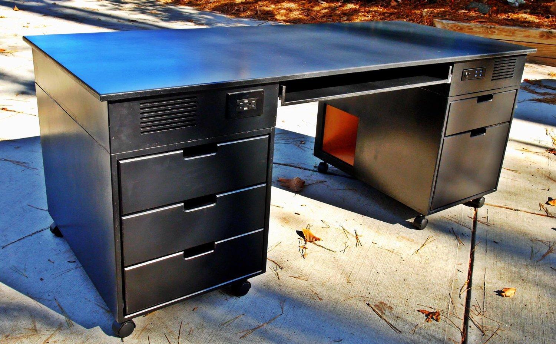 Building A Computer Desk Diy Desk Pc Part 1 Crafted Workshop