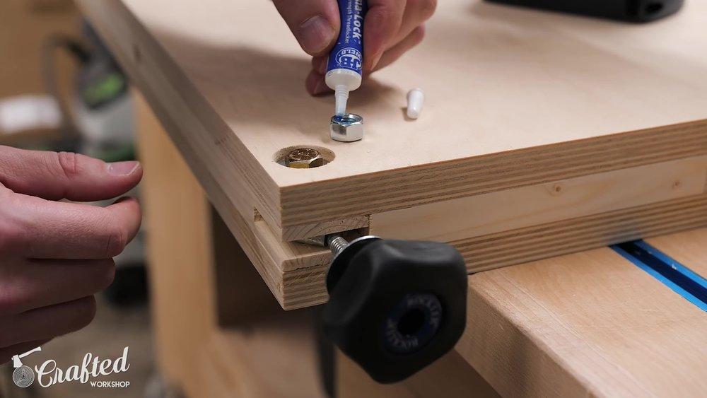 Installing Locking Hardware