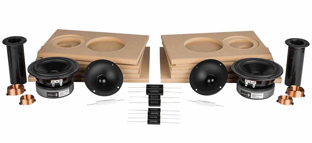 Parts Express C-Note Speaker Kit
