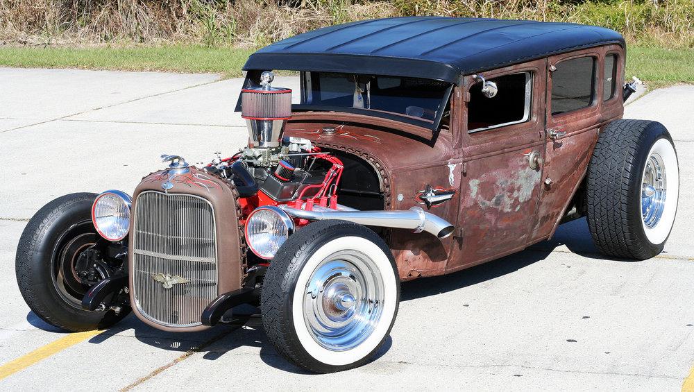 1929 Ford A Murray Town Car