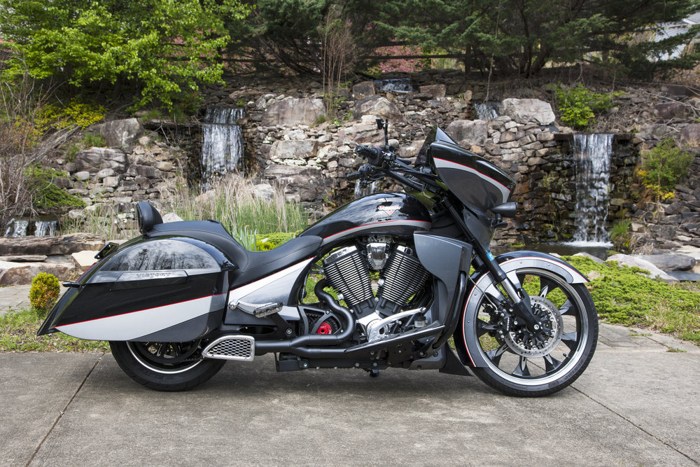 Ron's 2016 Victory Magnum
