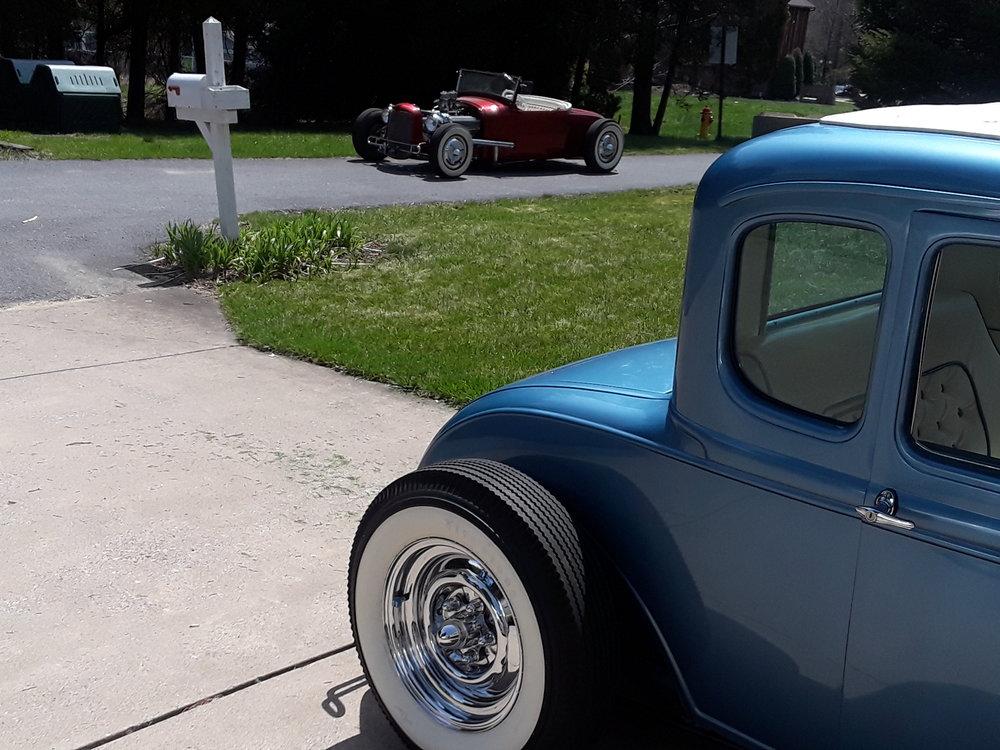 Ross' 1930 Model A