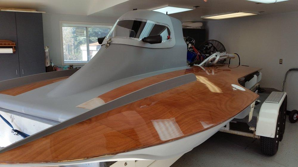 Ross's Hydroplane