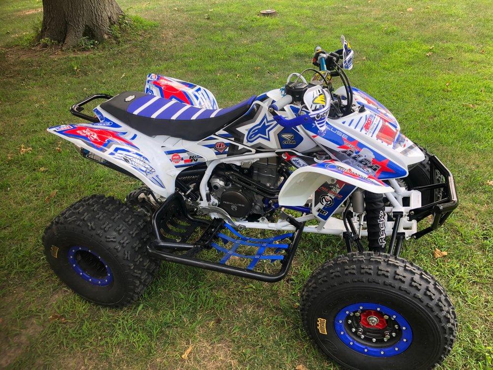 Darren's TRX450R
