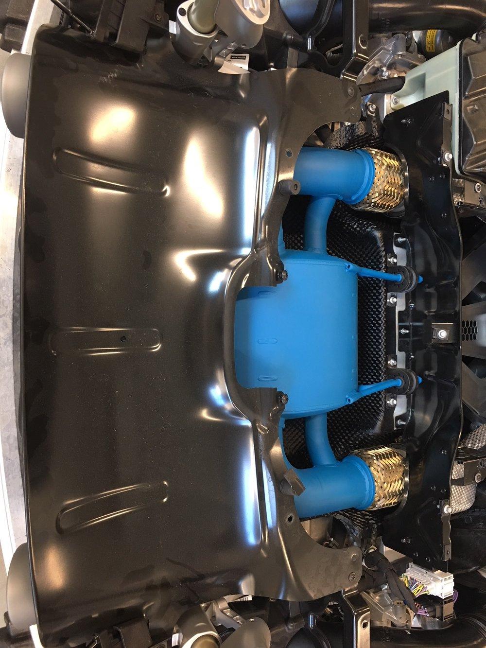 Chris's McLaren