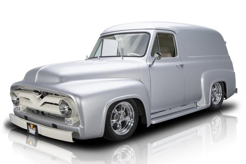 Mark's Panel Truck