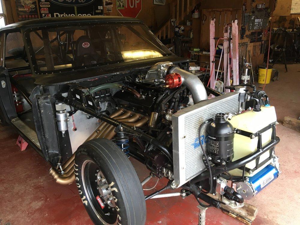 Ed's 64 Ford Fairlane