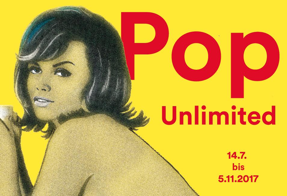 Pop Unlimited - July 14 – November 5, 2017Staatsgalerie Stuttgart, Germany