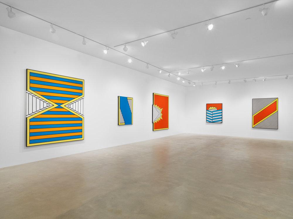Nicholas Krushenick: Nine Paintings - November 17, 2016 – January 7, 2017Garth Greenan Gallery, New York