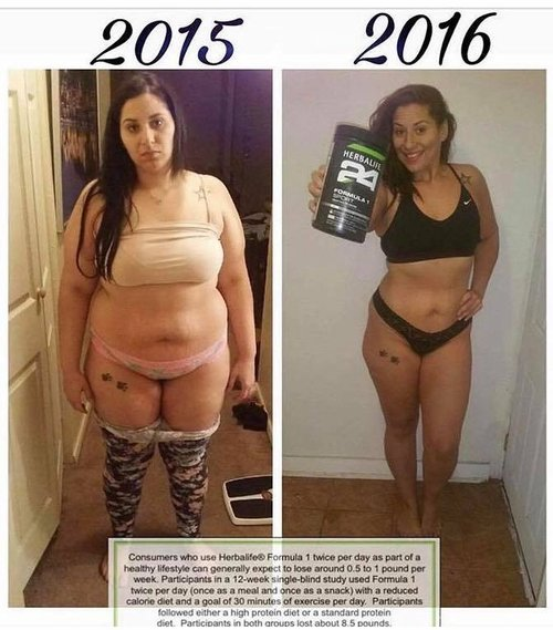 From More Than 200 US Herbalife Independent Distributors About Their Weight Loss Programs And Results They Reported Ranging 4 Pounds