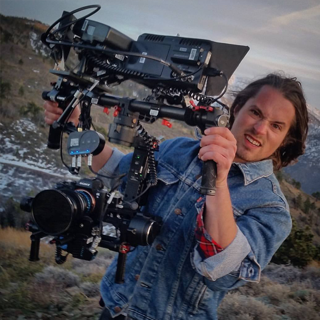 "Jesse ""Cricks"" ricketts - Director of Photography"