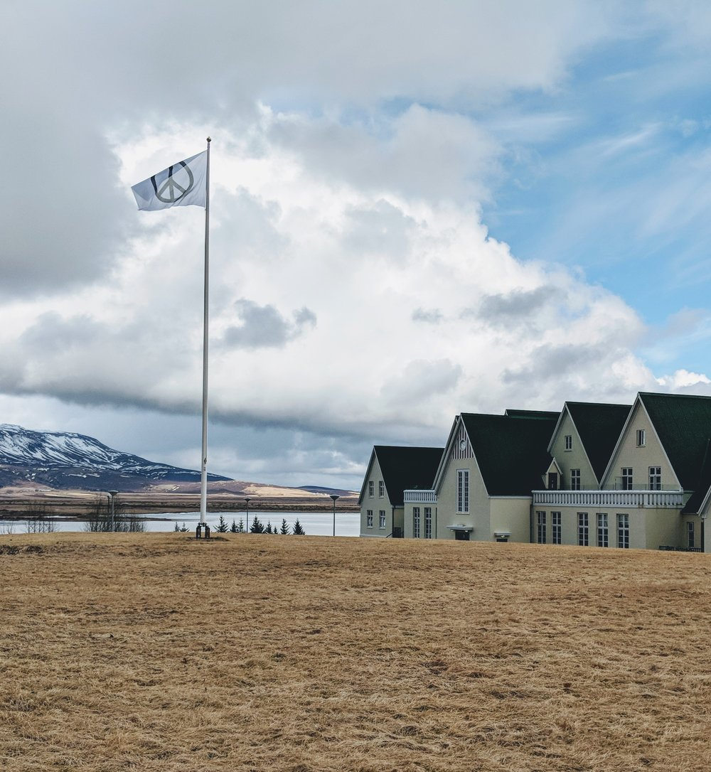 Yoga and Peace in Iceland