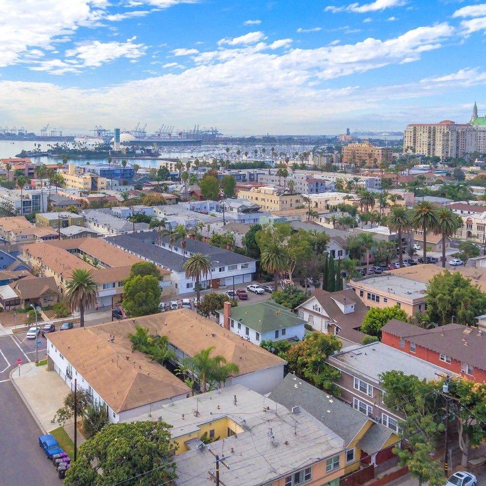 2nD Street Properties - Long Beach, calif