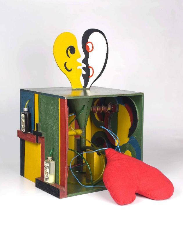 Caixa de Fazer Amor . Teresinha Soares (Brasil), 1967.
