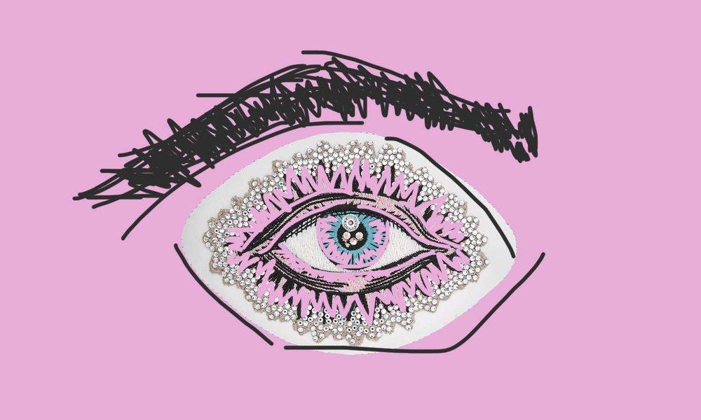 Image Source Gucci, Ilustración por Majo Enriquez