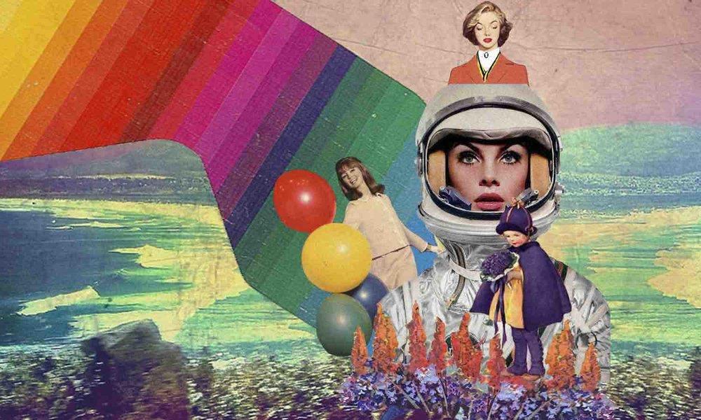 Collage por  Majo Enriquez