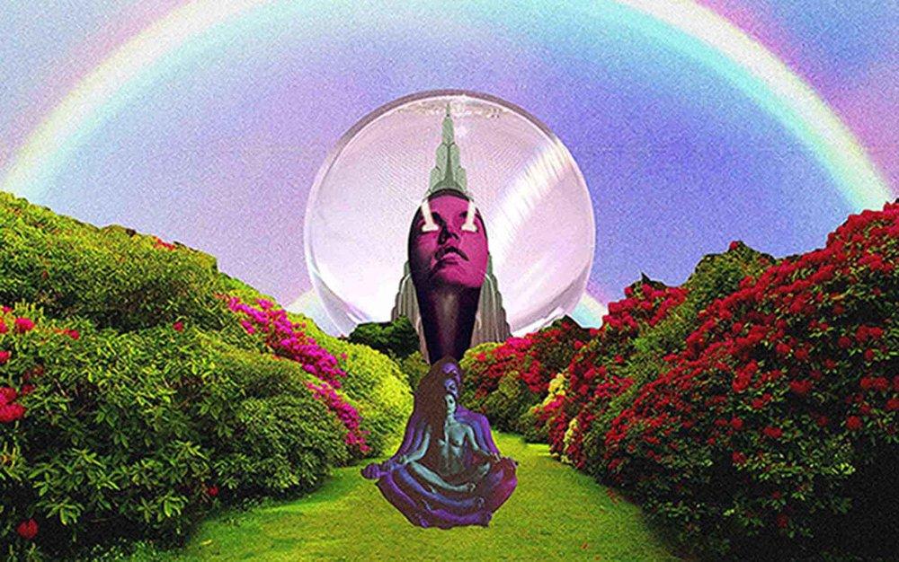 Collage de Majo Enriquez