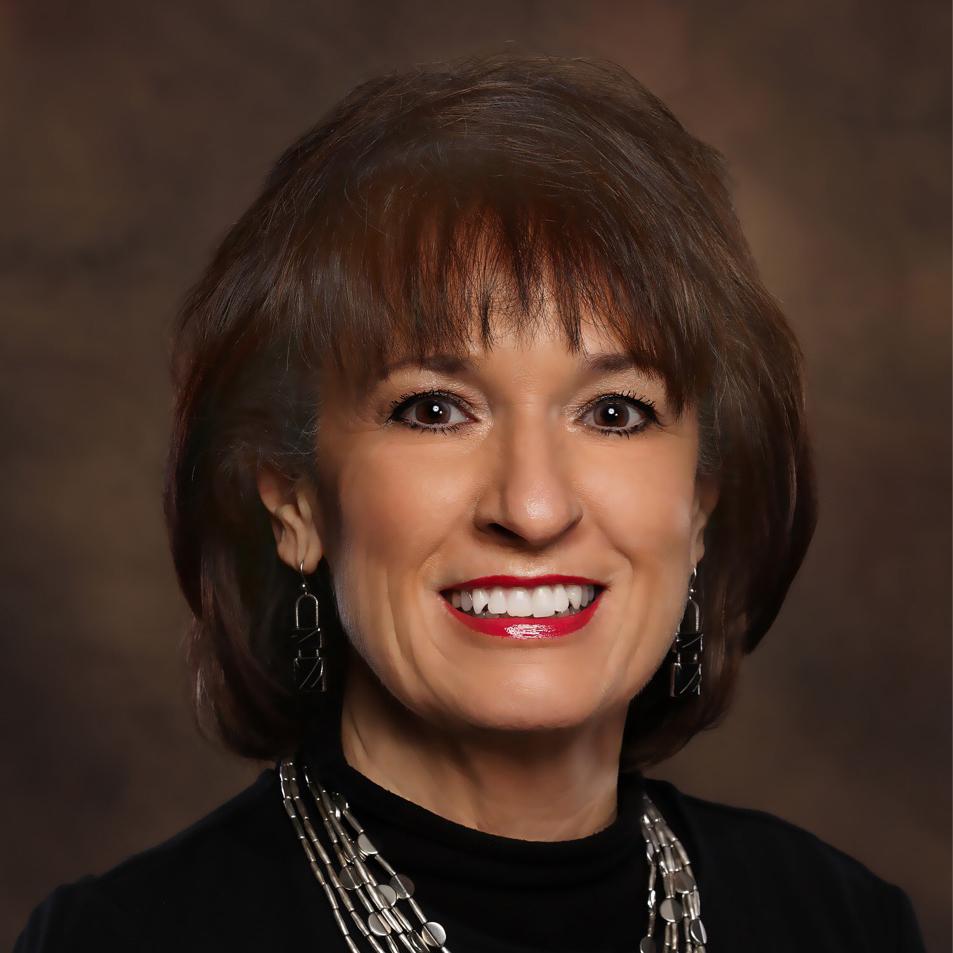 Dr. Martha Lavender - Consultant