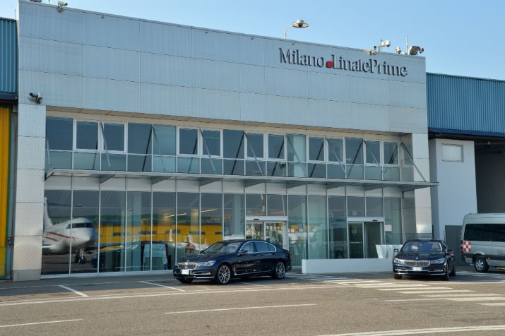 Milano Linate AIRPORT - ITALY
