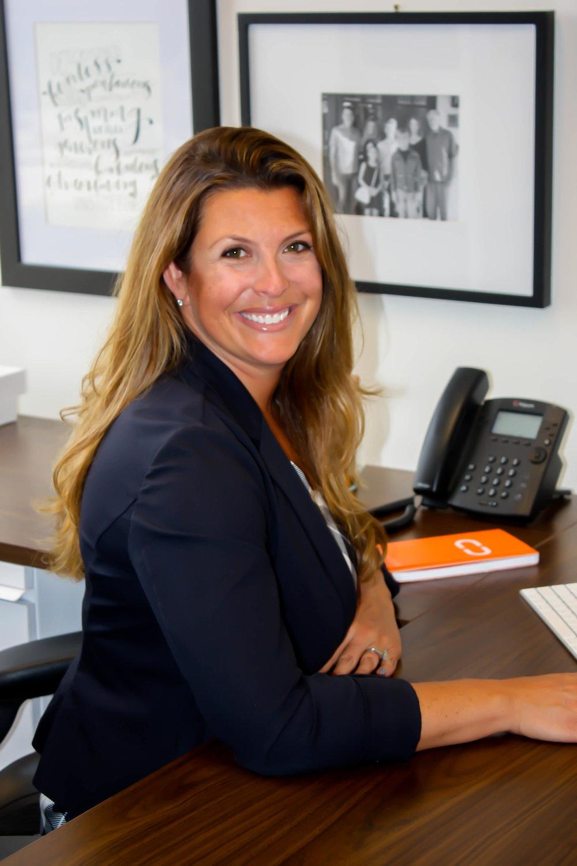 Shana robinson - president & CEO