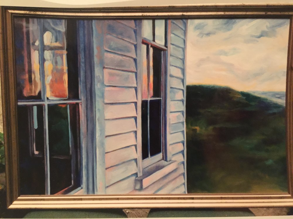 Block Island Windows, 1998