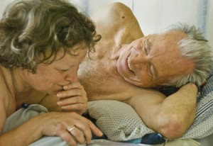 A beautiful image of sexually alive elders in Germany's Cloud 9.