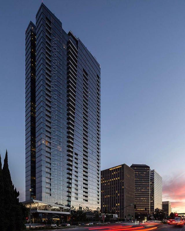 Ten Thousand Santa Monica #architecture #architecturelover #architecturaldesign #highrisearchitecture #highriseapartment