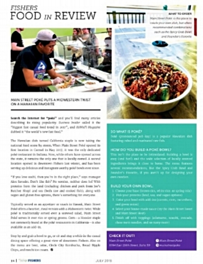 WE MADE NEWS! - Mahalo to all our loyal customers, foodies, bloggers, magazine writers, and news reporters! We can't wait to make more news with you!