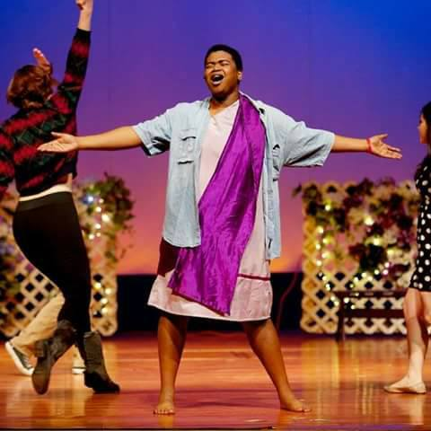 JALEN BROWN (2014)    Degree : B.F.A. in Musical Theatre