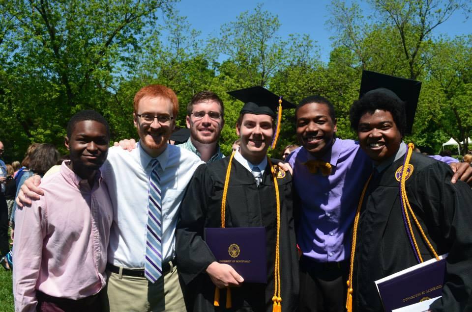 Graduation, 2015.