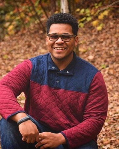 Trey Gooden(2021)   Major : Social Work   Position: T-Shirt Chair