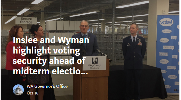 Inslee voting Security ahead of election.png