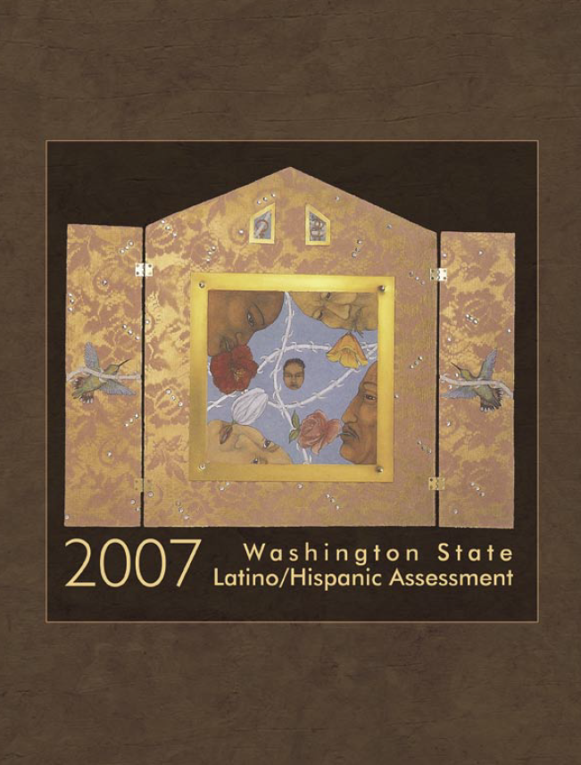 Washington State Latino/Hispanic Assessment Report 2007-2008 – English
