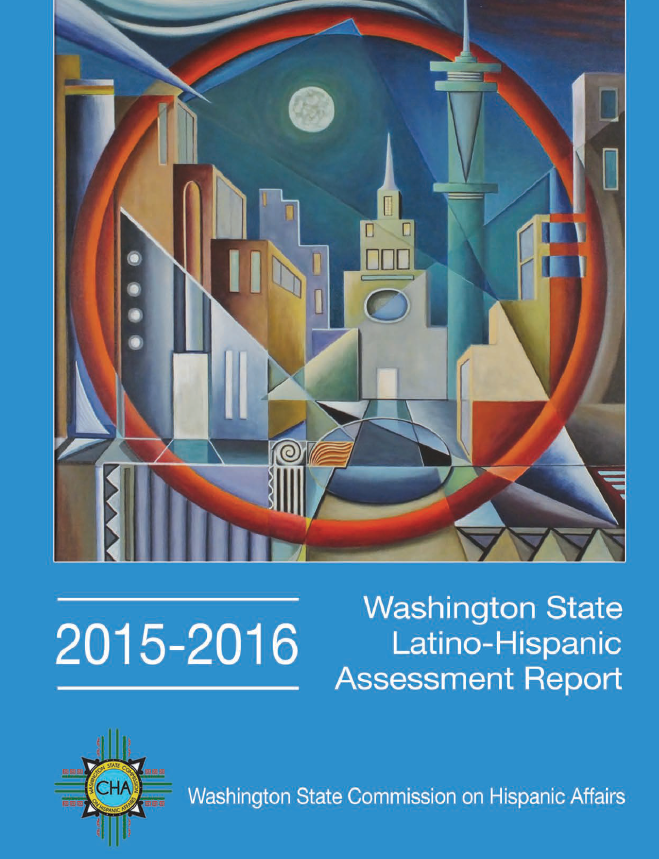 Washington State Latino/Hispanic Report 2015-2016 English