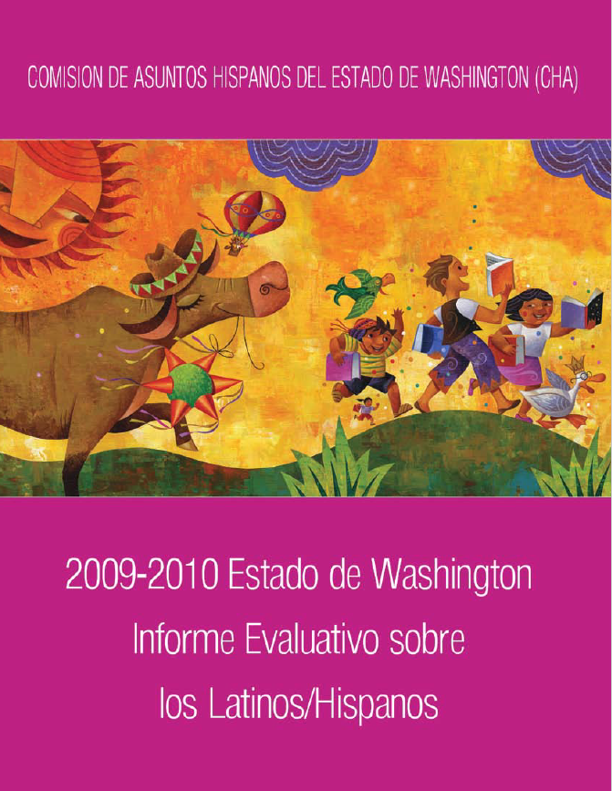 2009-2010 Washington Latino/Hispanic Report-- Spanish