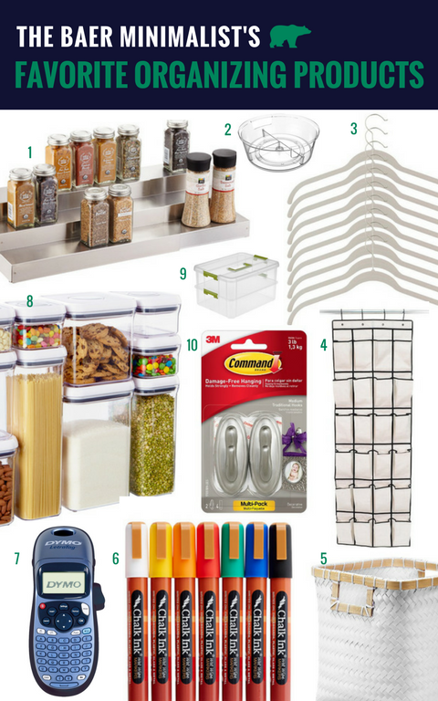 A Professional Organizers Favorite Products