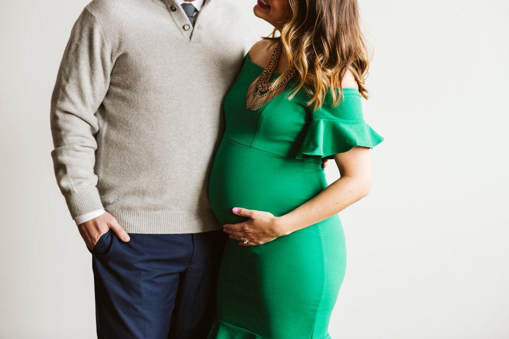 Maternity Photo - Tyler & Maria