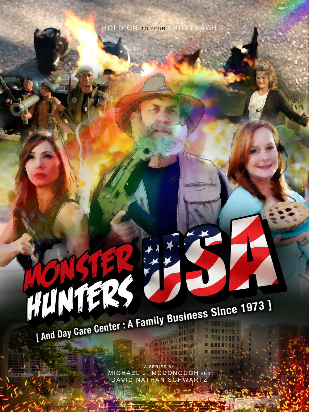 Monster Hunters USA