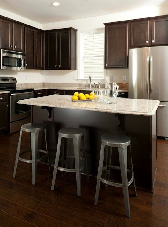 Espresso Wholesale Kitchens Floors - Kitchens with espresso cabinets