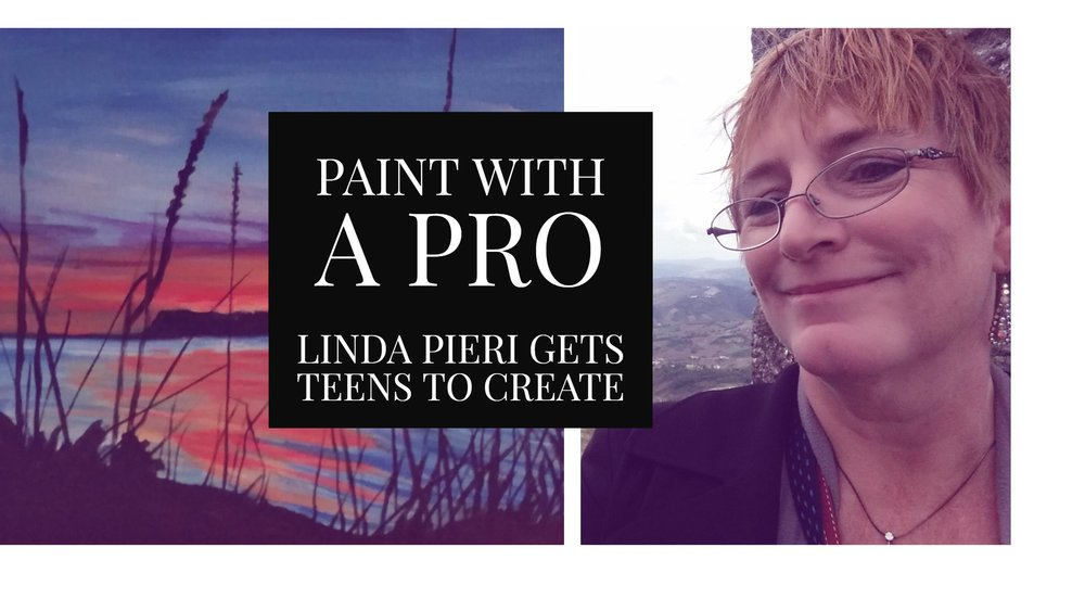 ART WORKS - Paint with Linda Pieri, find out more!Dunlap 4 p.m. Tuesday, June 20Cleveland 4 p.m. Thursday, June 22