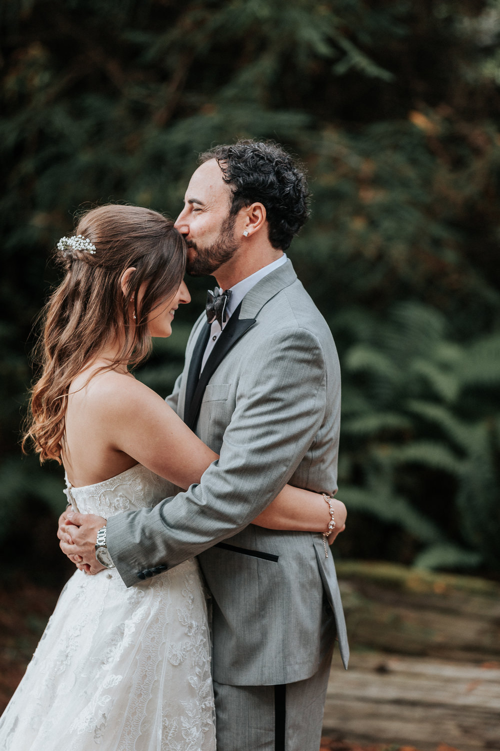 Fort+Bragg + California+- boho + redwood + Wedding +-photographer