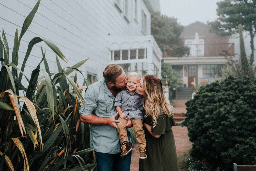 Fort Bragg California Family Photographer